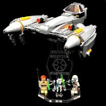 75286 General Grievous Starfighter